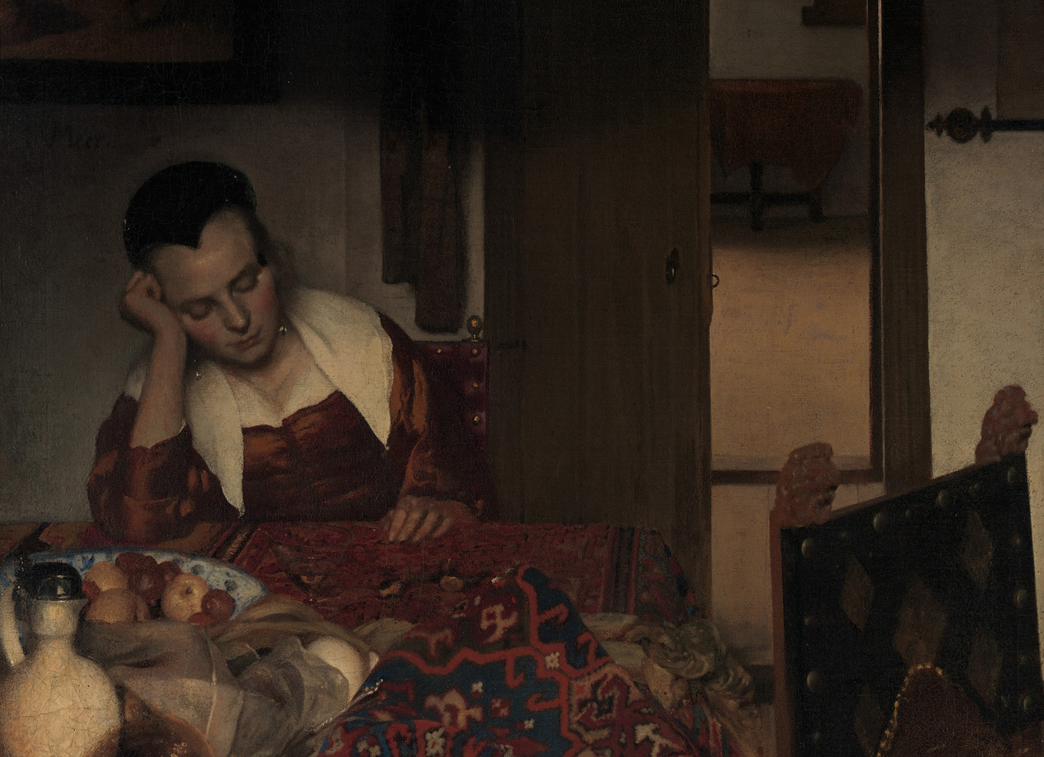 Image result for waking from sleep in renaissance painting