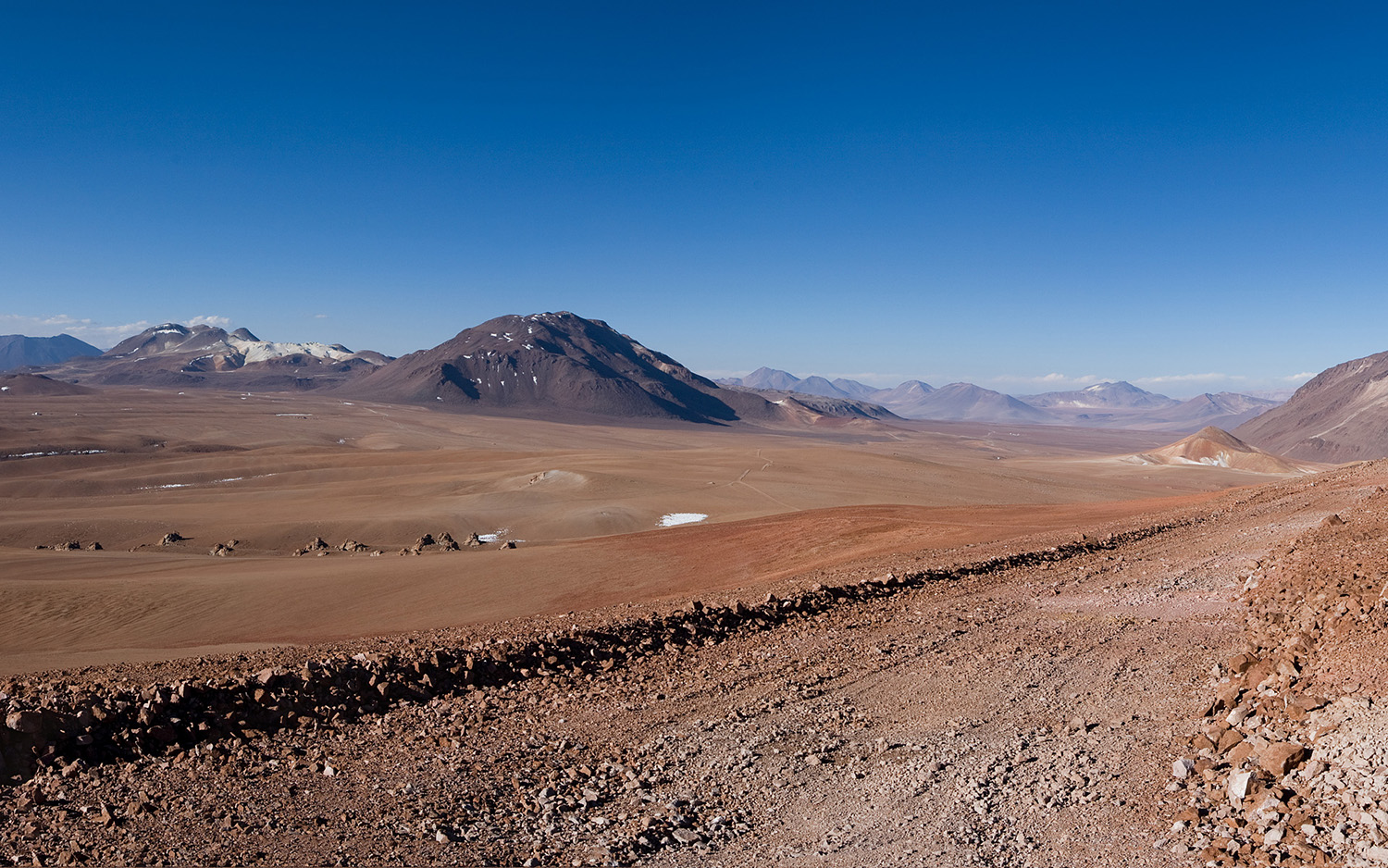 The Atacama Desert, c.2010.