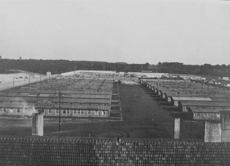 Ravensbrück concentration camp.