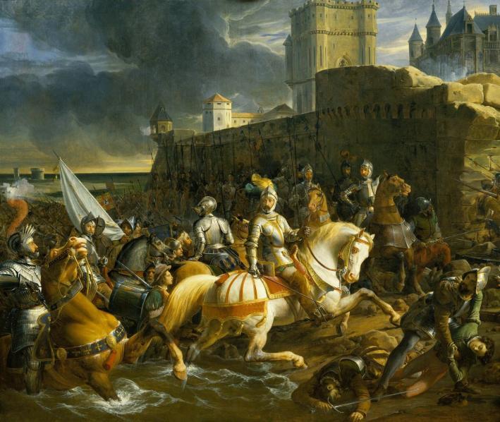The Fall Of Calais