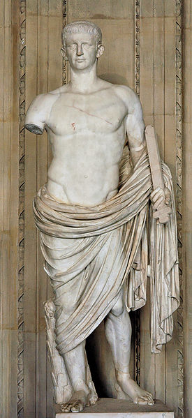 Statue of Claudius