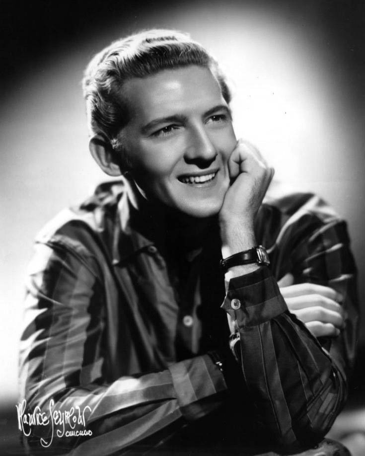 God-botherer: Jerry Lee Lewis, 1956/8.