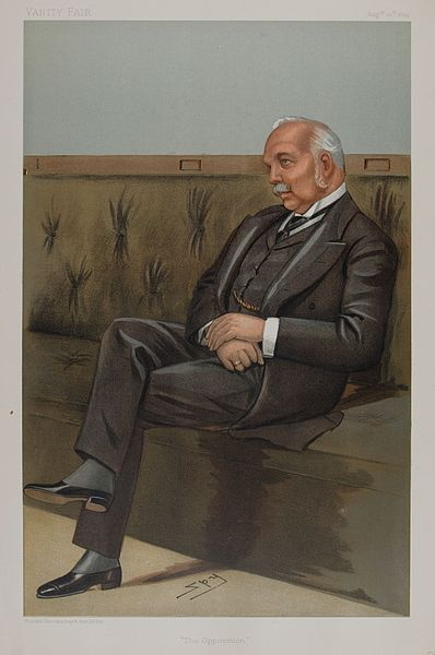 Sir Henry Campbell-Bannerman, Prime Minister from 1905-08