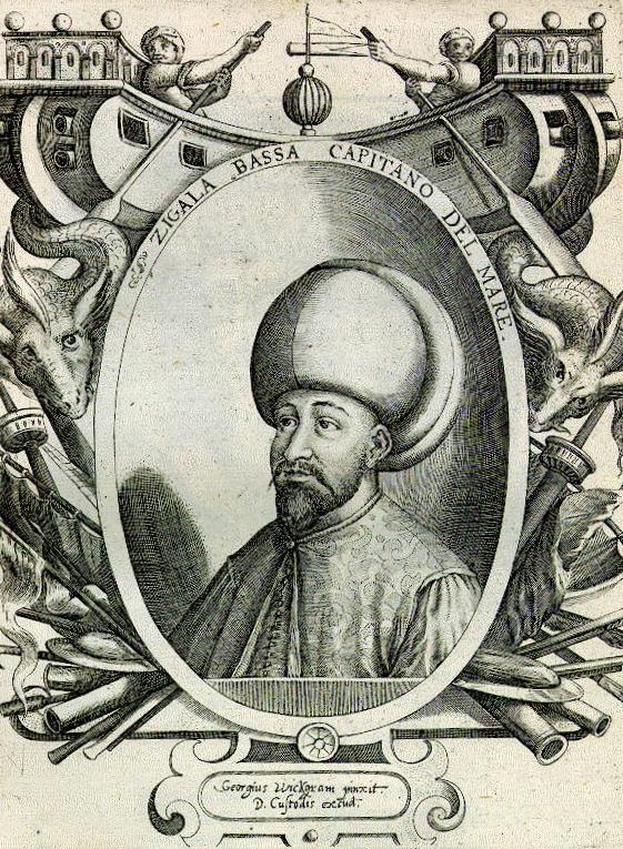 Cığalazade Yusuf Sinan Pasha.