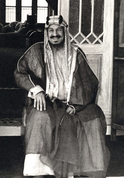 Death of Ibn Saud | History Today