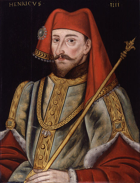 16th-century painting of Henry IV