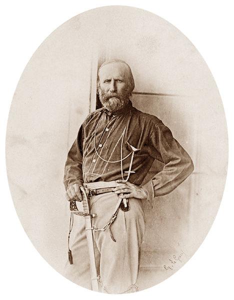 Garibaldi Takes Palermo History Today