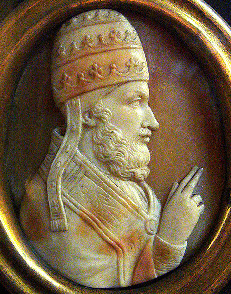 Election of Pope Adrian IV