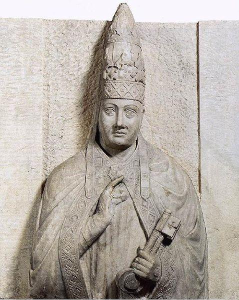 Statue of Boniface VIII
