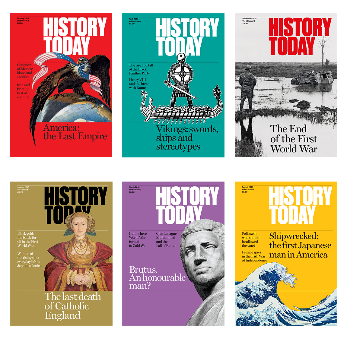 History Today Subscription