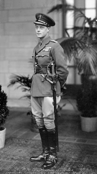 Prince George Canada >> Edward VIII: A Prince in the Promised Land   History Today