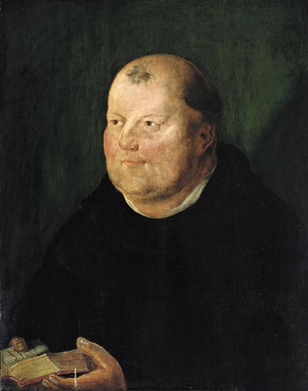 Johann von Staupitz, c.1522. © akg-images