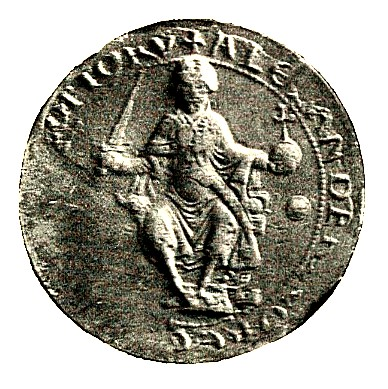 The Great Seal of Alexander I