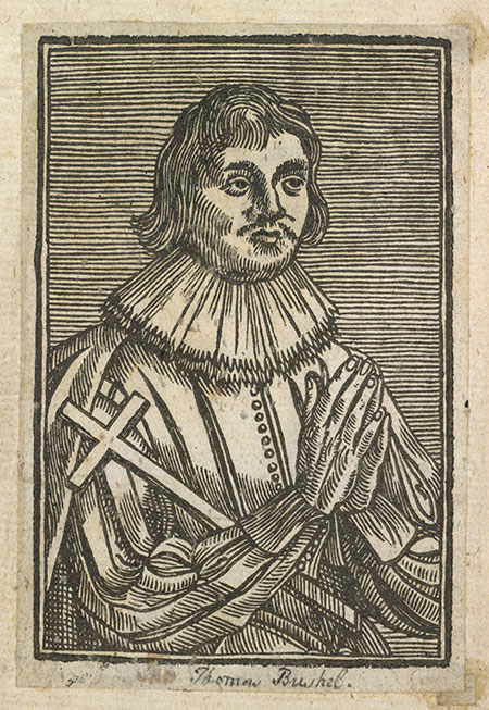 Portrait of Thomas Bushell, from Youth's Errors, 16th century. Copyright © akg-images