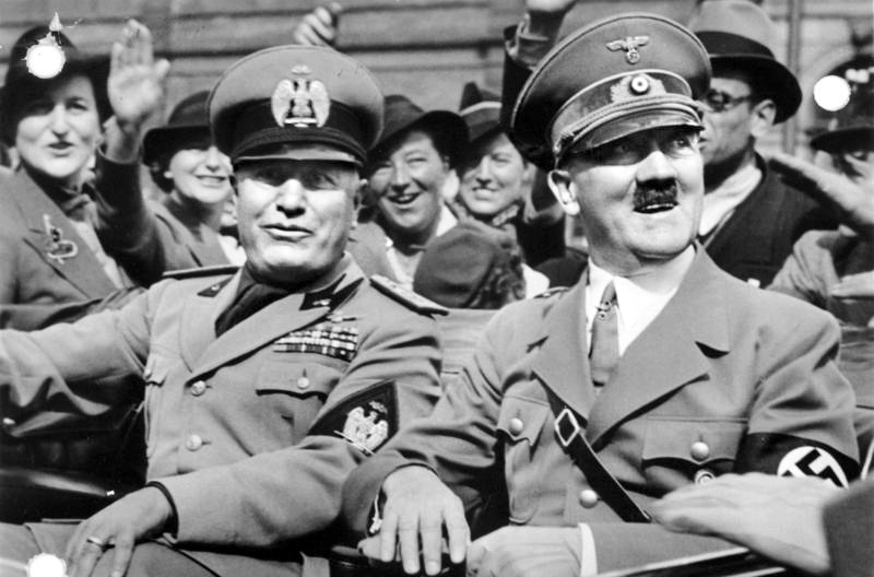 domestic and foreign policies of hitler and mussolini