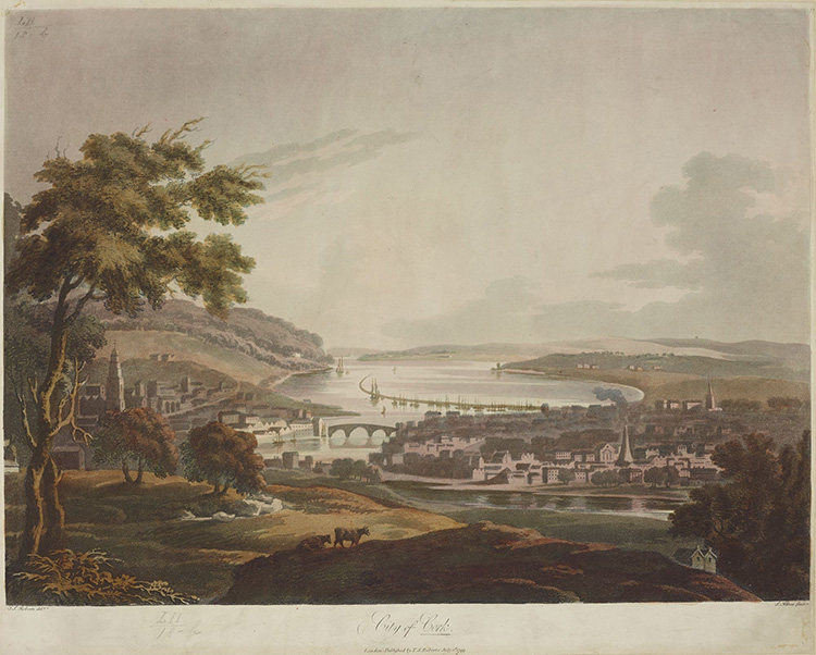 City of Cork, 1799.