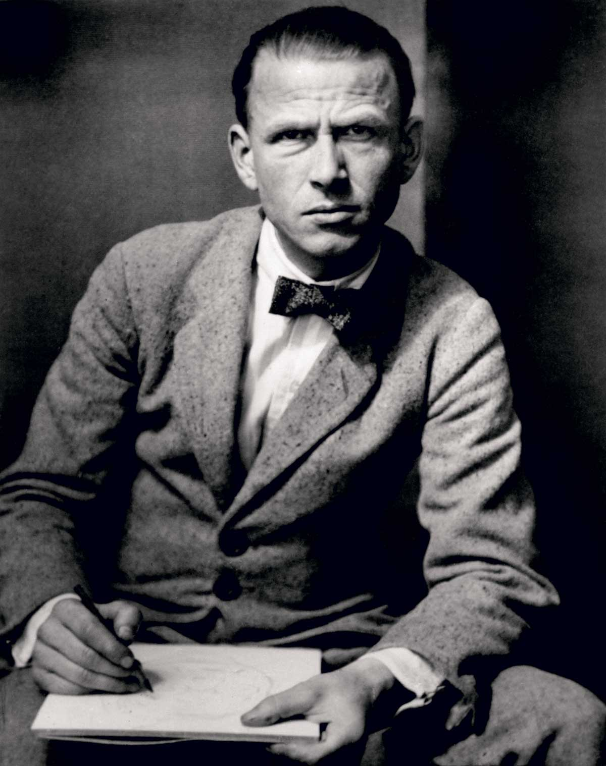 Otto Dix, 1928 © Ullstein Bild/Getty Images