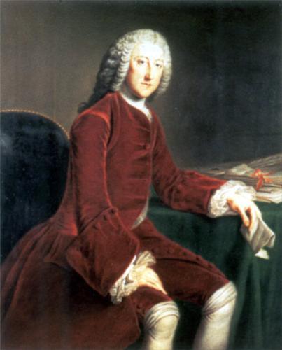 John Cotton Minister England Colonial: William Pitt The Elder