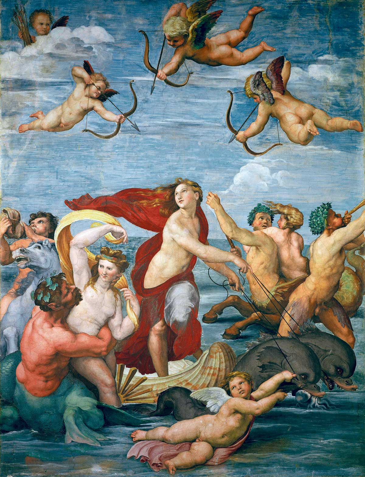 Triumph of Galatea | History Today