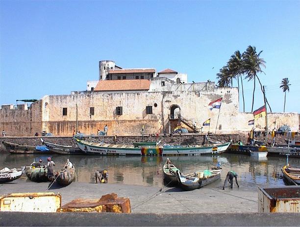 Ghana's Golden Coast | History Today
