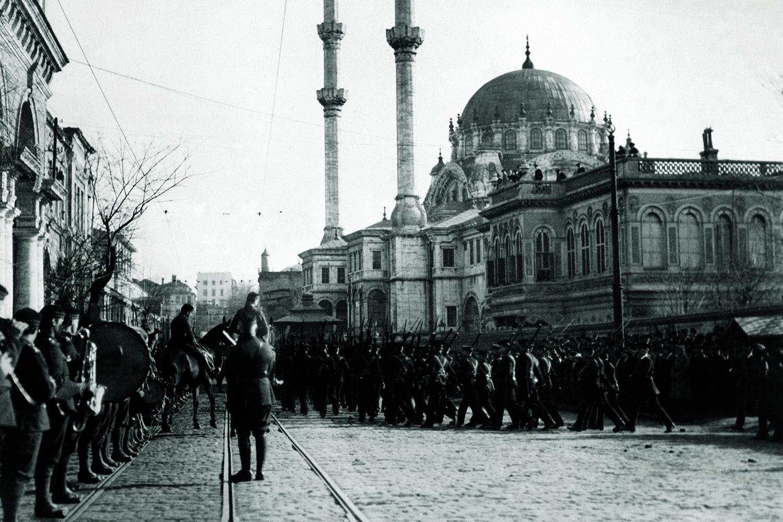 Ottoman Empire 2.0?