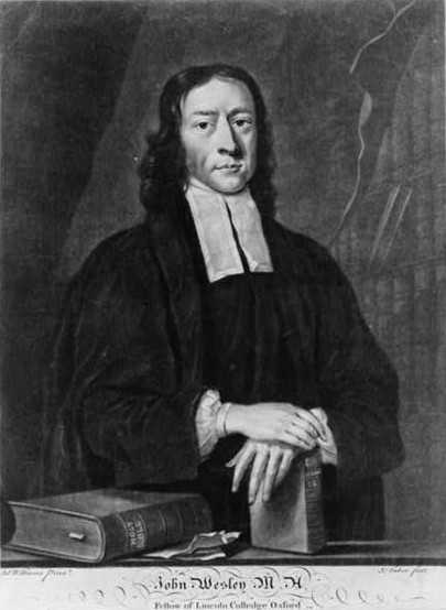 John Wesley (US Library of Congress)
