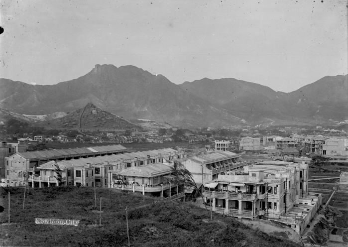 Kowloon, Hong Kong, c.1930.