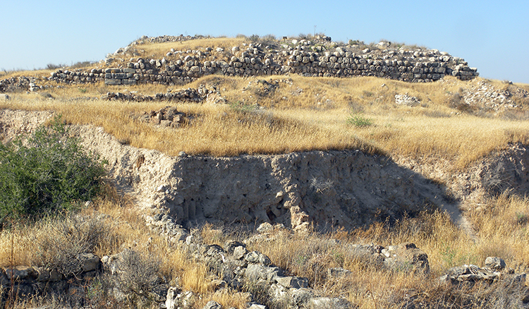 Lachish archaeological site.