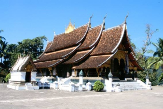 Wat Xieng Tong at Luang Prabang. Photographer: Thomas Drissner