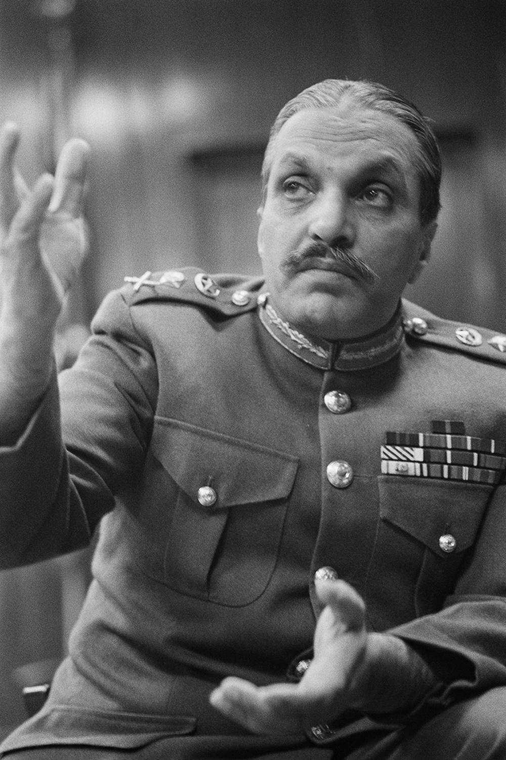 General Zia ul Haq, 1980