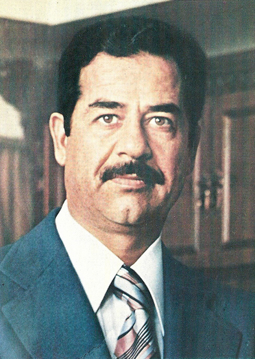 What Did Happen To Saddam's WMD? | History Today Saddam Hussein