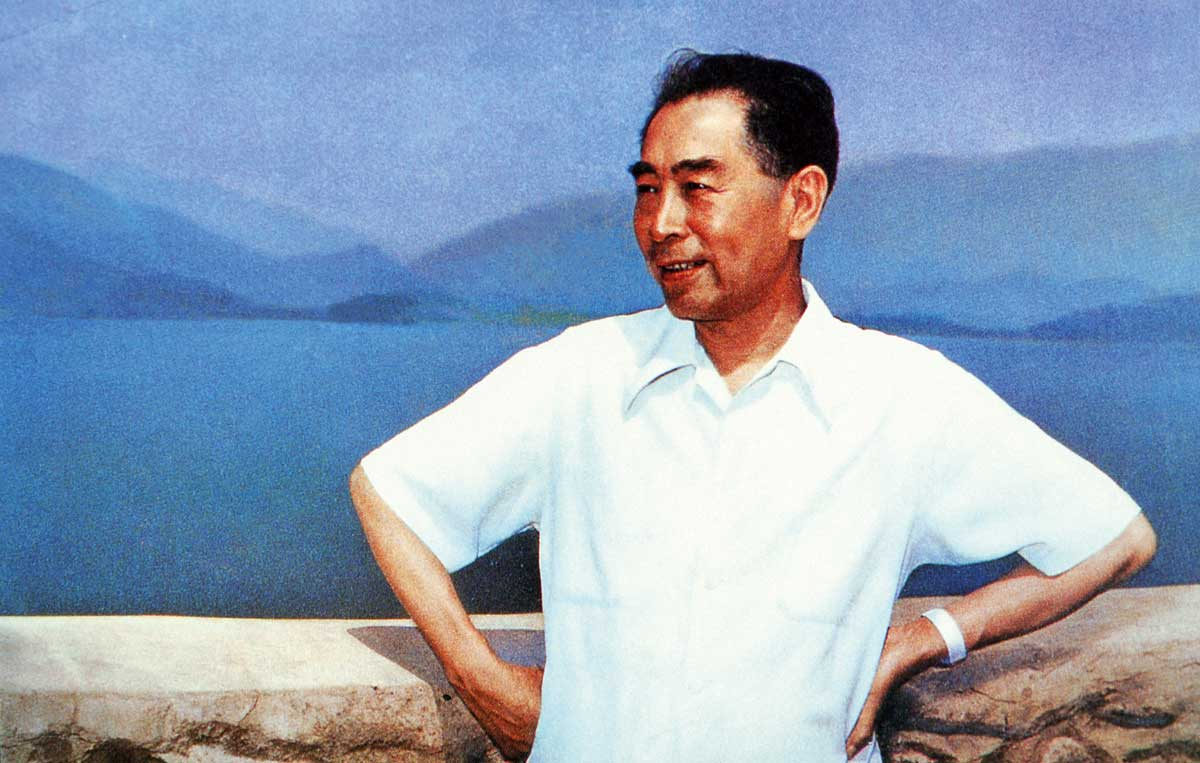 Zhou Enlai: Mao's Enigmatic Shadow | History Today