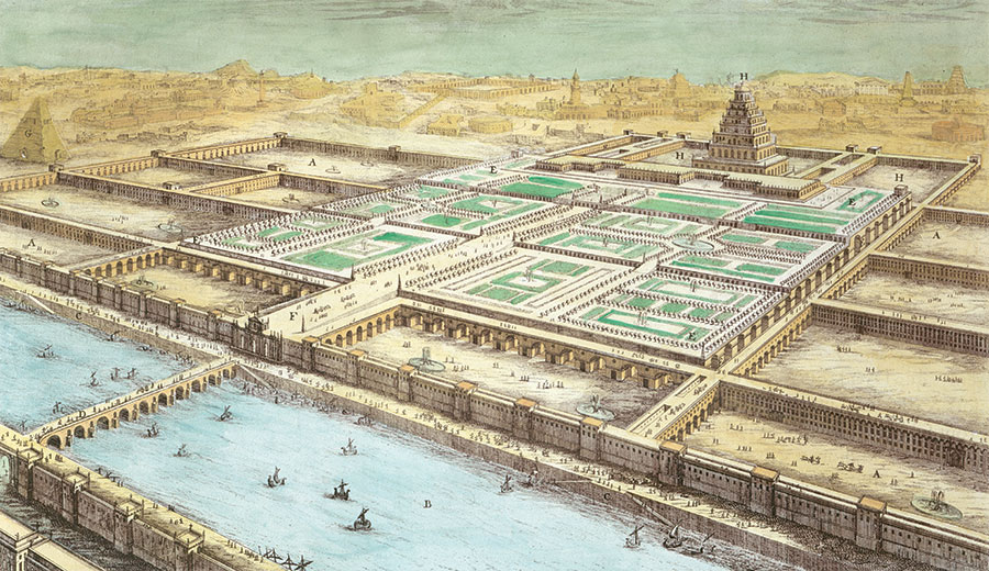 National Gallery: Tigris and Euphrates | History Today