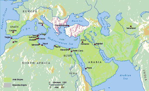 Arab Invasions: The First Islamic Empire – by Eamonn Gearon ...