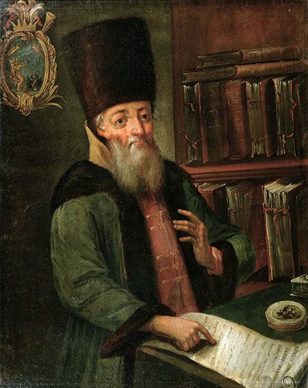 Russian gain: Afanasy Lavrentievich Ordin-Nashchokin, 17th-century portrait.