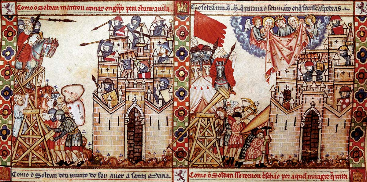 Sin and Siege: The End of the Crusades