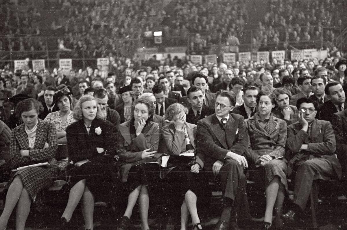 The End of British Communism