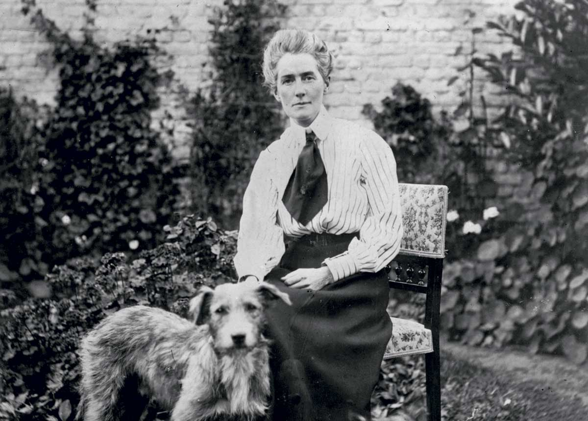 Edith Cavell, c.1910 © Getty Images