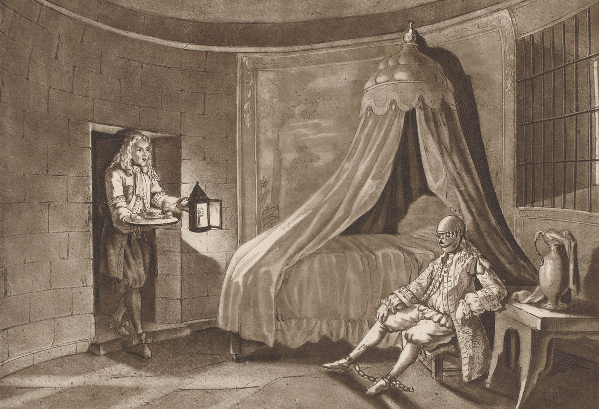 Death of the Man in the Iron Mask