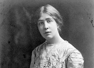 Sylvia Pankhurst is Sent to Jail