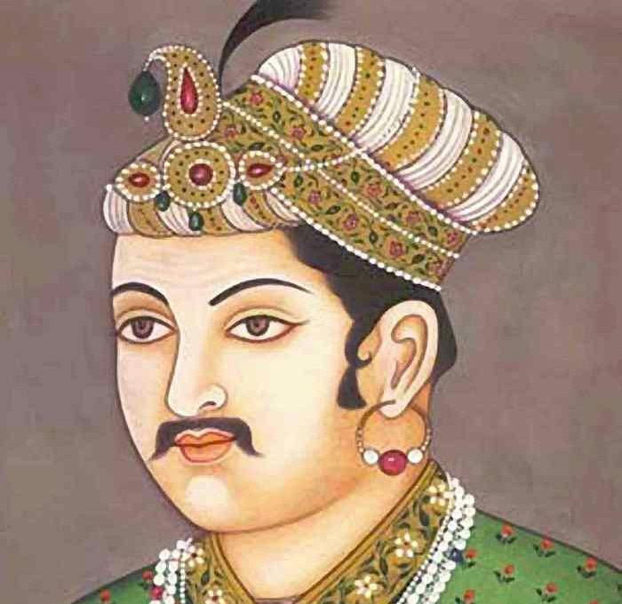 Death of the Emperor Akbar | History Today