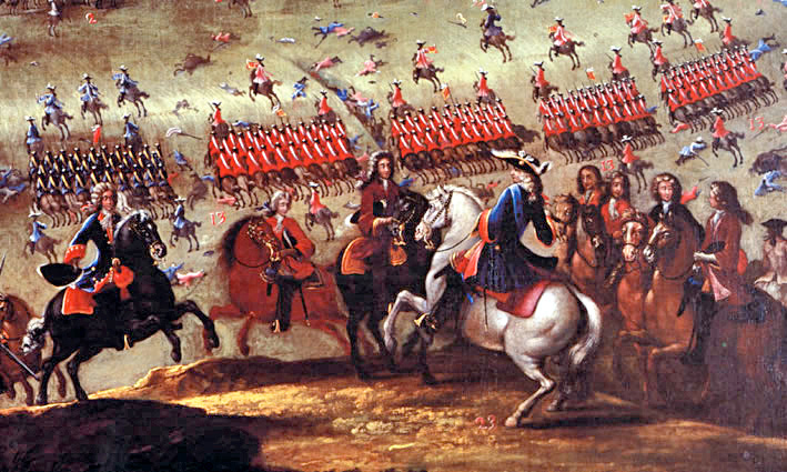 The Battle Of Almanza History Today