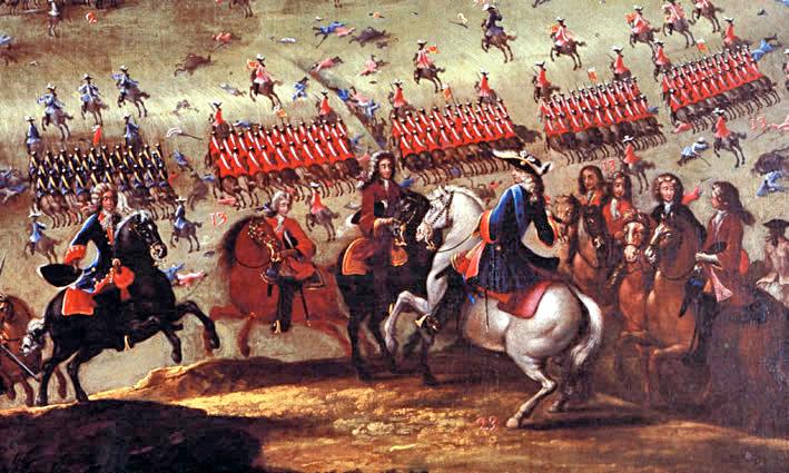 The Battle of Almanza