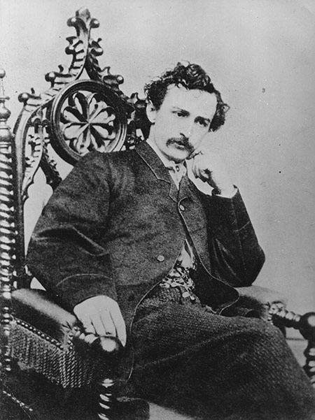 The Death Of John Wilkes Booth History Today