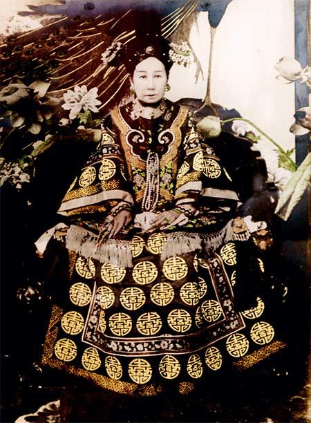 Empress Tzu-Hsi's Coup