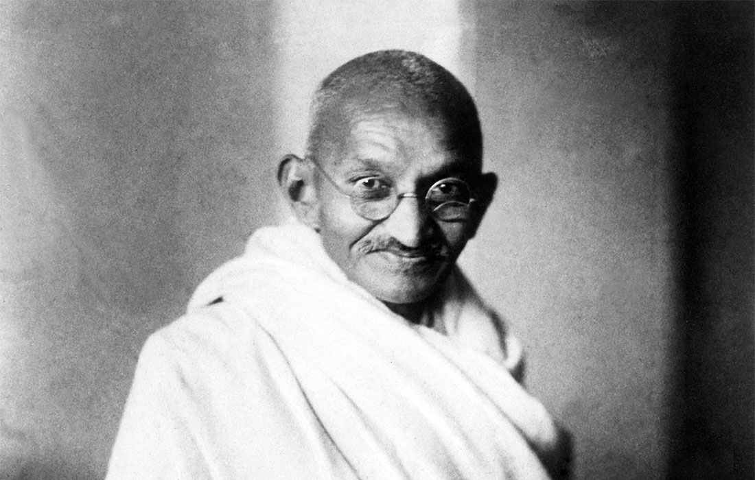 Gandhi about his contributations to society essay
