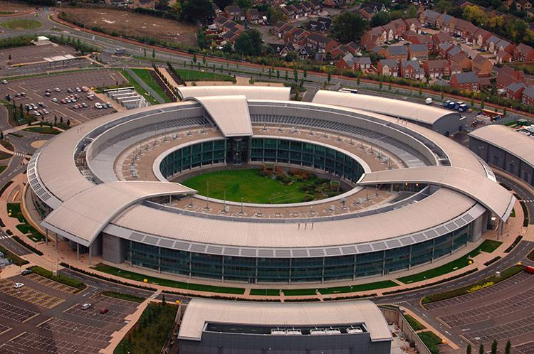 Intelligence hub: GCHQ, Cheltenham