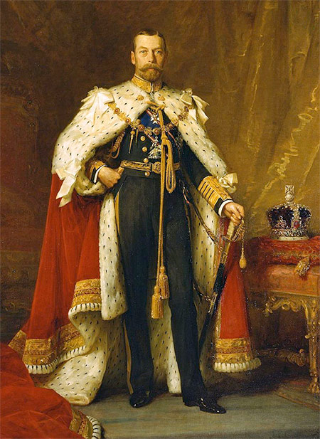 George V: How To Keep Your Crown