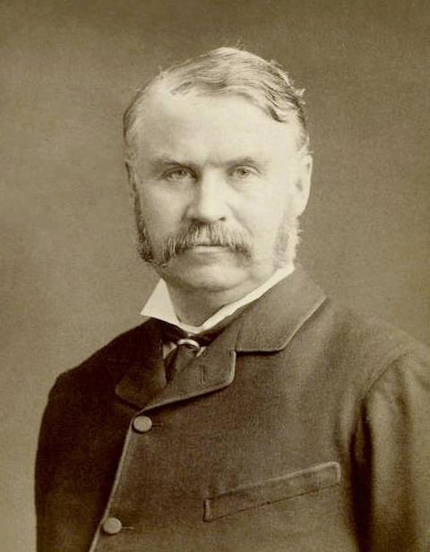W.S. Gilbert, 1878