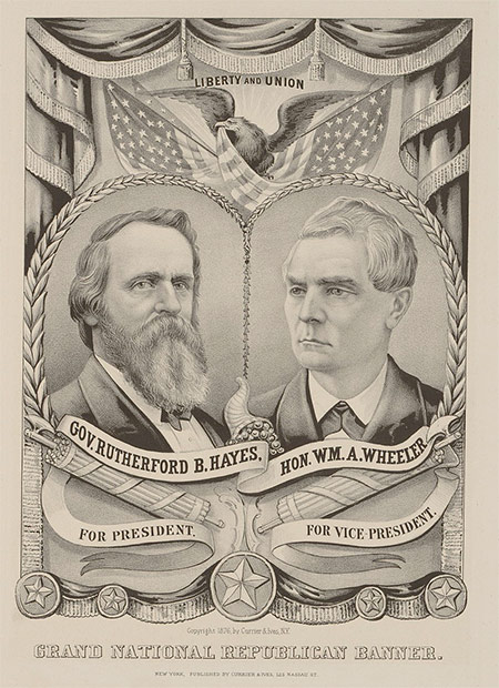 The Presidential Election of 1876 | History Today